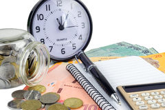 Finance conceptual Royalty Free Stock Images