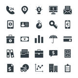 Finance Cool Vector Icons 3 Royalty Free Stock Photography