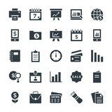 Finance Cool Vector Icons 5 Stock Image