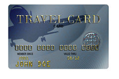Finance Credit Card  Royalty Free Stock Photography