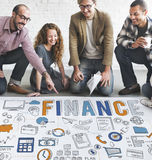 Finance Credit Investment Money Economy Concept Stock Photos