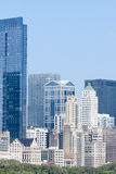 Finance District Royalty Free Stock Images