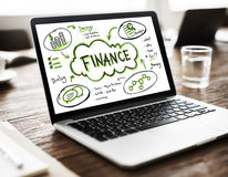 Finance Earnings Wealth Invest Asset Concept Stock Photos