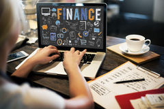 Finance Economics Savings Money Credit Concept Stock Image