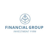 Finance Financial Firm Planning Investment Group Logo. This logo can be used for any financial or investment firm Stock Images