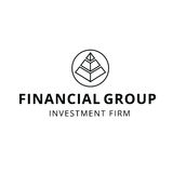 Finance Financial Firm Planning Investment Group Logo. This logo can be used for any financial or investment firm Stock Photography