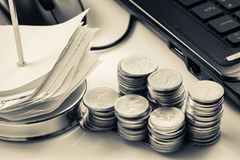 Finance Royalty Free Stock Photography