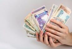 Finance internationale Photos libres de droits
