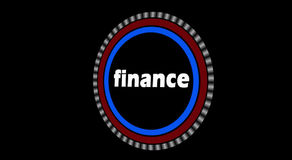 Finance Intro Animation stock video