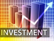 finance l'investissement Image libre de droits