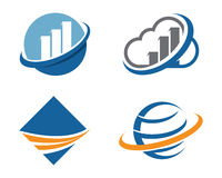 Finance logo Stock Photo
