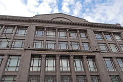 Finance Ministry of the Russian Federation Stock Photography