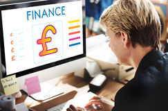 Finance Money Currency Cash Concept Stock Photo