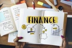Finance Money investment Economy Benefit Concept. Finance Money investment Economy Benefit Royalty Free Stock Photos