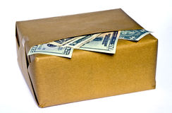 Finance package Royalty Free Stock Photo