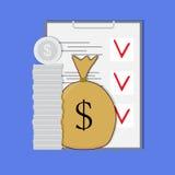 Finance planning vector Stock Photos