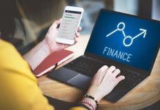 Finance Rise Profit Opportunities Economics Business Concept. Business People Finance Profit Opportunities Economics Royalty Free Stock Images