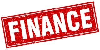 Finance stamp. Finance square grunge stamp. finance sign. finance Vector Illustration