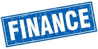 Finance stamp. Finance square grunge stamp. finance sign. finance Royalty Free Illustration