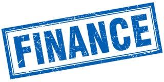 Finance stamp. Finance square grunge stamp. finance sign. finance Stock Illustration