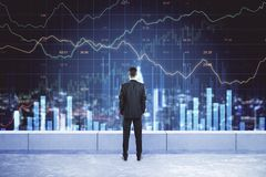 Finance and stats concept stock images