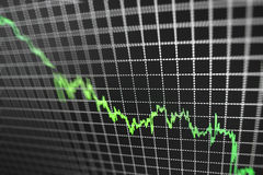 Finance stock exchange background. Stock market quotes graph chart Stock Images