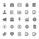 Finance Vector Icon 8 Royalty Free Stock Photography