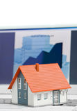 Financement à la maison Photo libre de droits