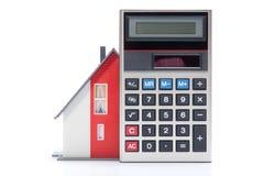Financement à la maison image stock