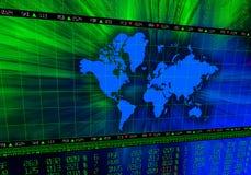 Finances Photo libre de droits