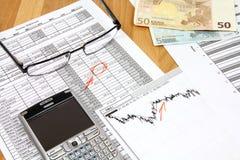 Finances Stock Photo