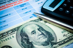Finances Image stock
