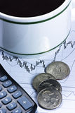 Finances Stock Photography