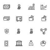 Finances et banque Photographie stock libre de droits