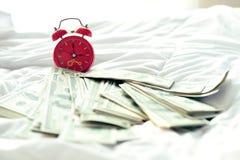 Finances faisant des affaires ensemble photos stock