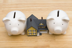 finances home στοκ εικόνες με δικαίωμα ελεύθερης χρήσης
