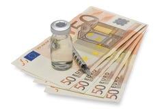 Finances médicales Photos libres de droits