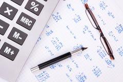 Finances personnelles Photos libres de droits