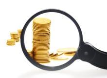 Financiële Analyse Royalty-vrije Stock Fotografie