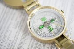 Financiële Begeleiding Royalty-vrije Stock Foto's