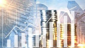 Financiële de groeianimatie