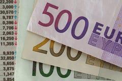 Financiële Investering Stock Foto