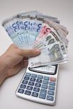 Financiële investeringen royalty-vrije stock afbeeldingen