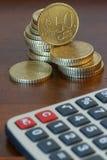 Financiële Planning Royalty-vrije Stock Fotografie