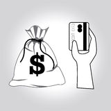 Financiële Planning Royalty-vrije Stock Foto's
