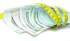 Financiële problemen royalty-vrije stock fotografie