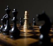 Financiële strategie Royalty-vrije Stock Afbeelding
