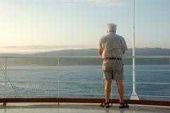 Financiële vrijheid in pensionering Stock Afbeeldingen