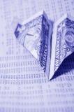 Financiën stock foto