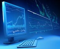 Financiën Royalty-vrije Stock Foto